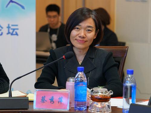 北京市东城区大方家回民幼儿园园长蔡秀萍